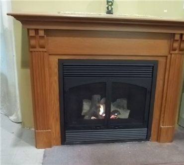 MAJESTIC RHE32 GAS FIREPLACE INSERT – Fireplaces