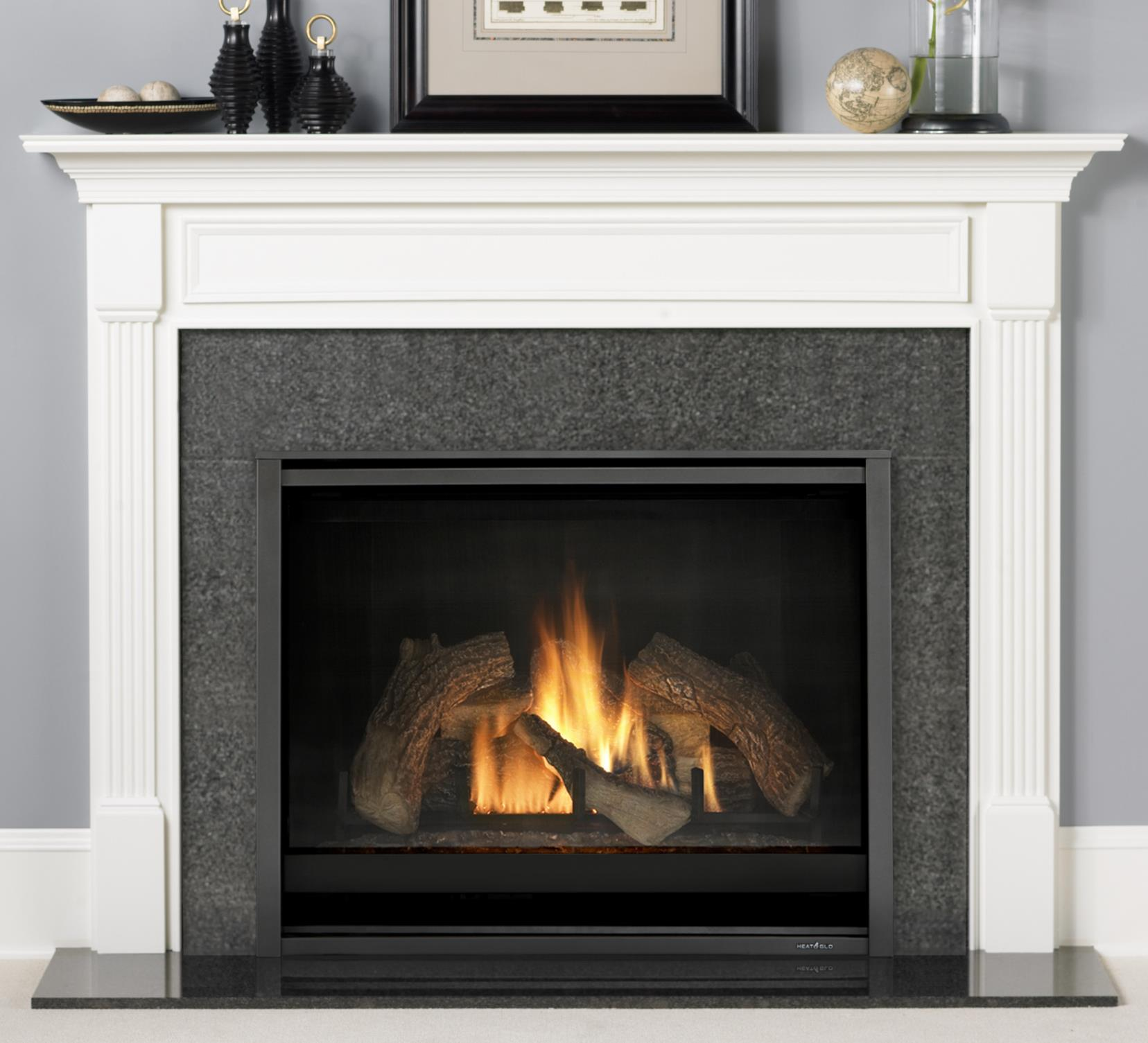 Gas Fireplaces 8000c Kastle Fireplace