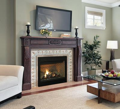 Gas Fireplaces Altair Kastle Fireplace