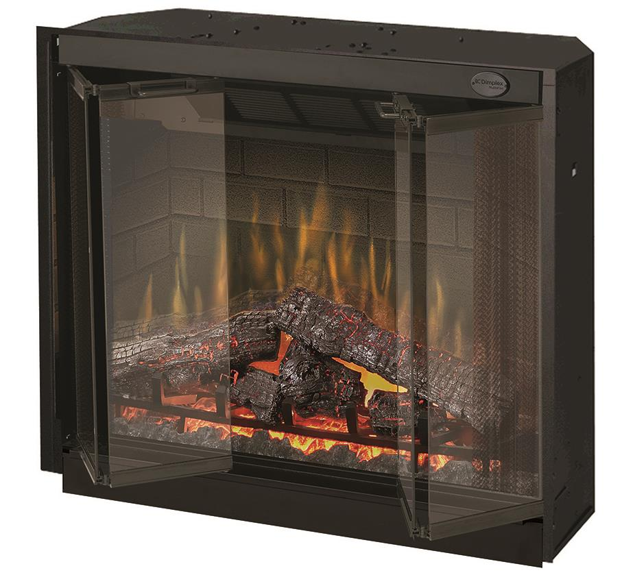Electric Fireplaces 32 Quot Multi Fire Xd Kastle Fireplace
