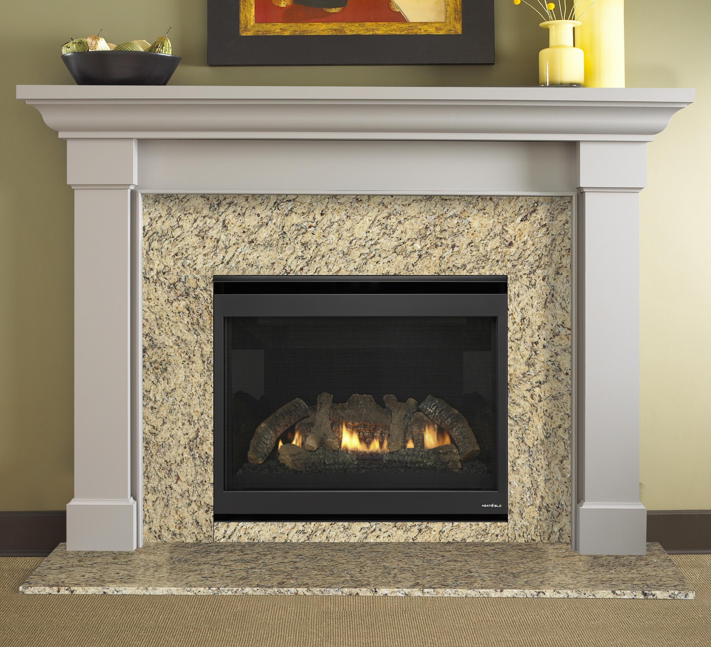 Gas Fireplaces Slimline Fusion Kastle Fireplace