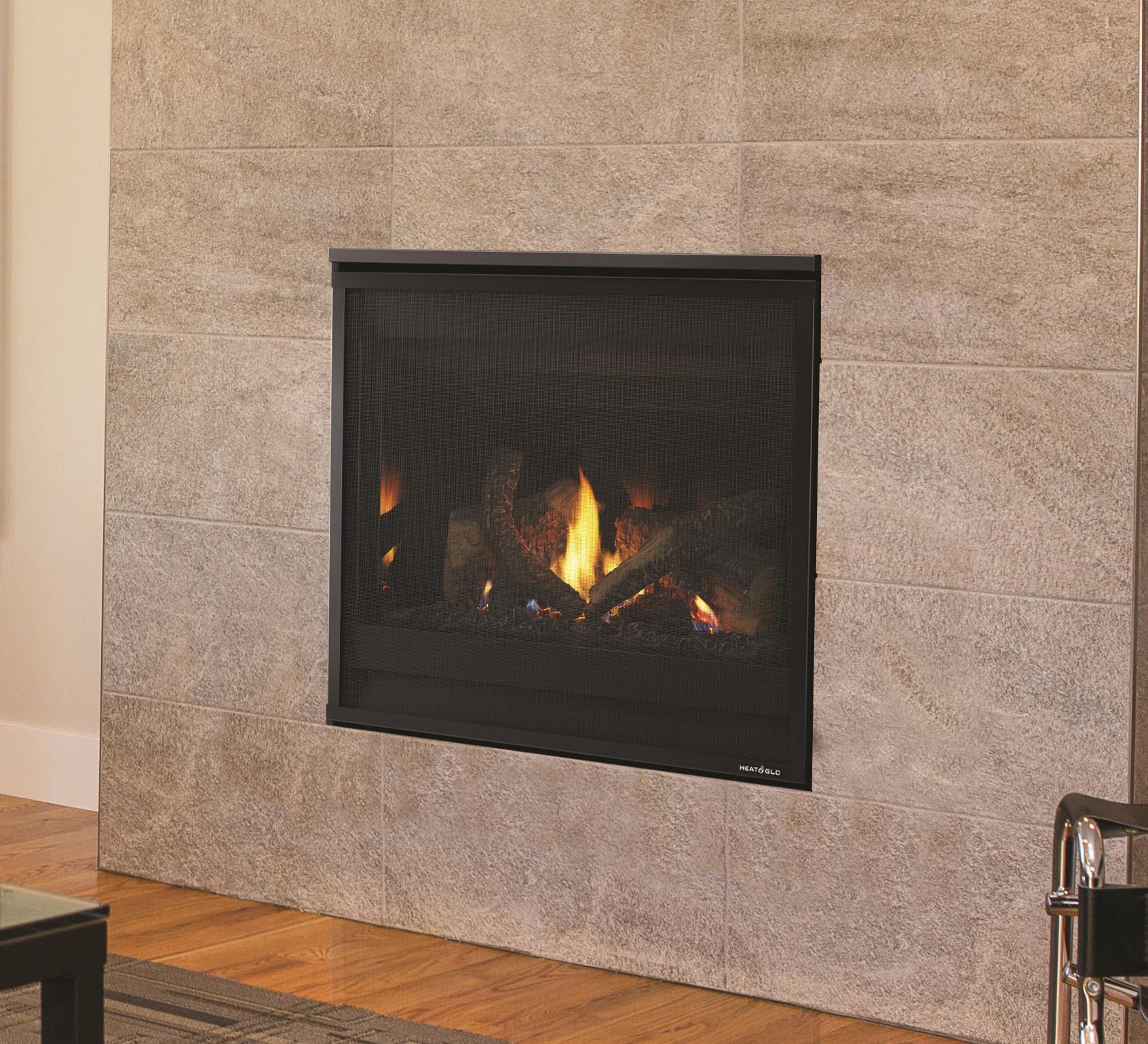 Heat N Glo Slimline Sl5 Gas Fireplace Fireplaces Kastle
