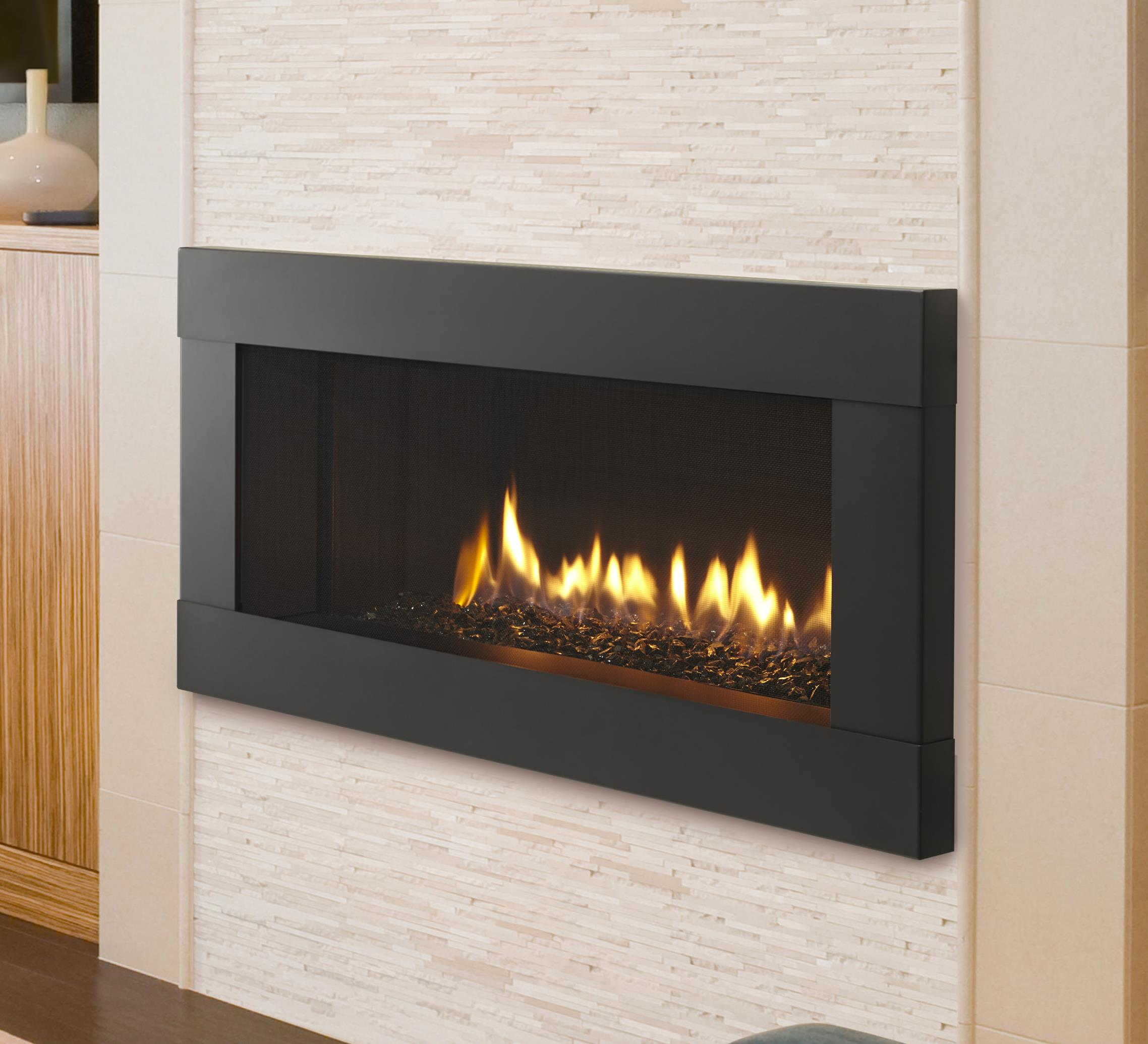 crave blue through gas trim kastle see fireplace with glass clean media and face fireplaces inch heatilator