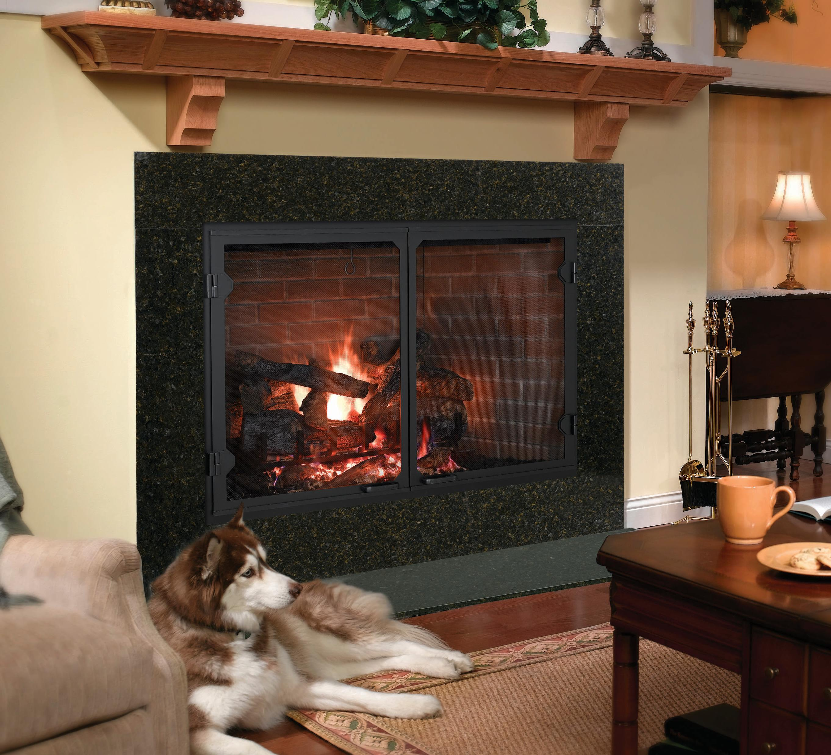 gallery birmingham brochure wood con therm list fireplaces series fireplace heatilator burning