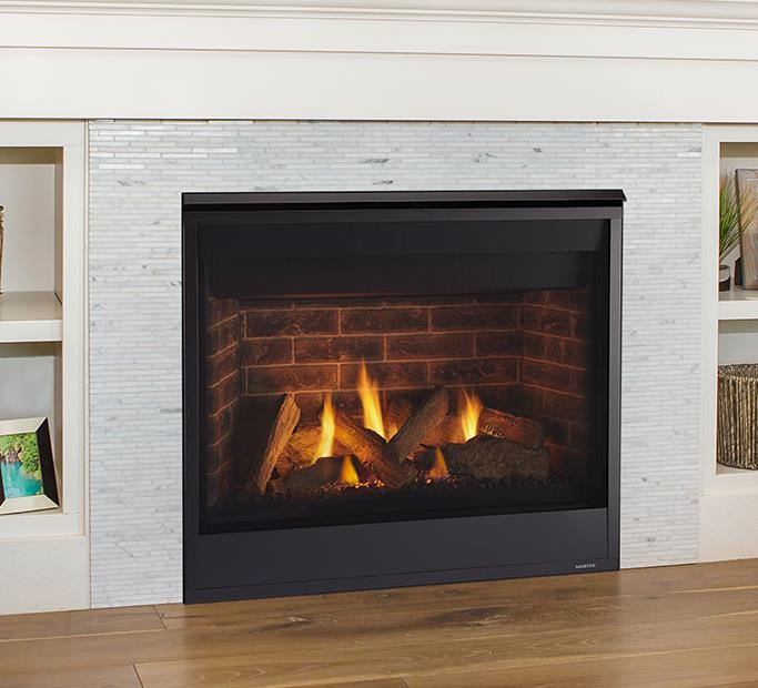 Gas Fireplaces Quartz Kastle Fireplace