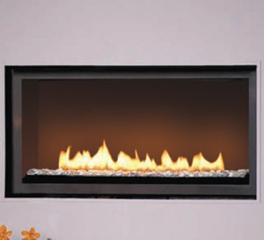 Gas Fireplaces L38 Df Kastle Fireplace