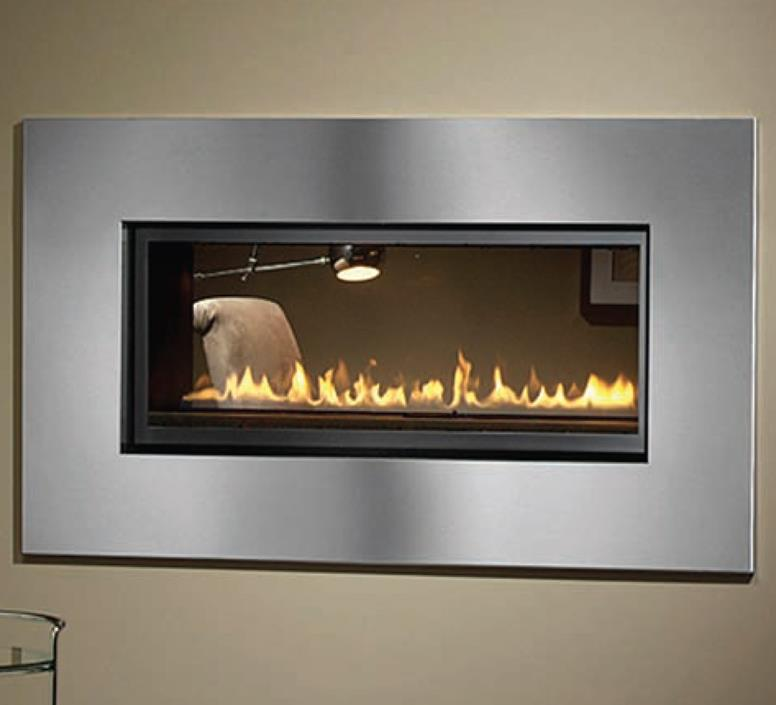 Gas Fireplaces L52st Kastle Fireplace