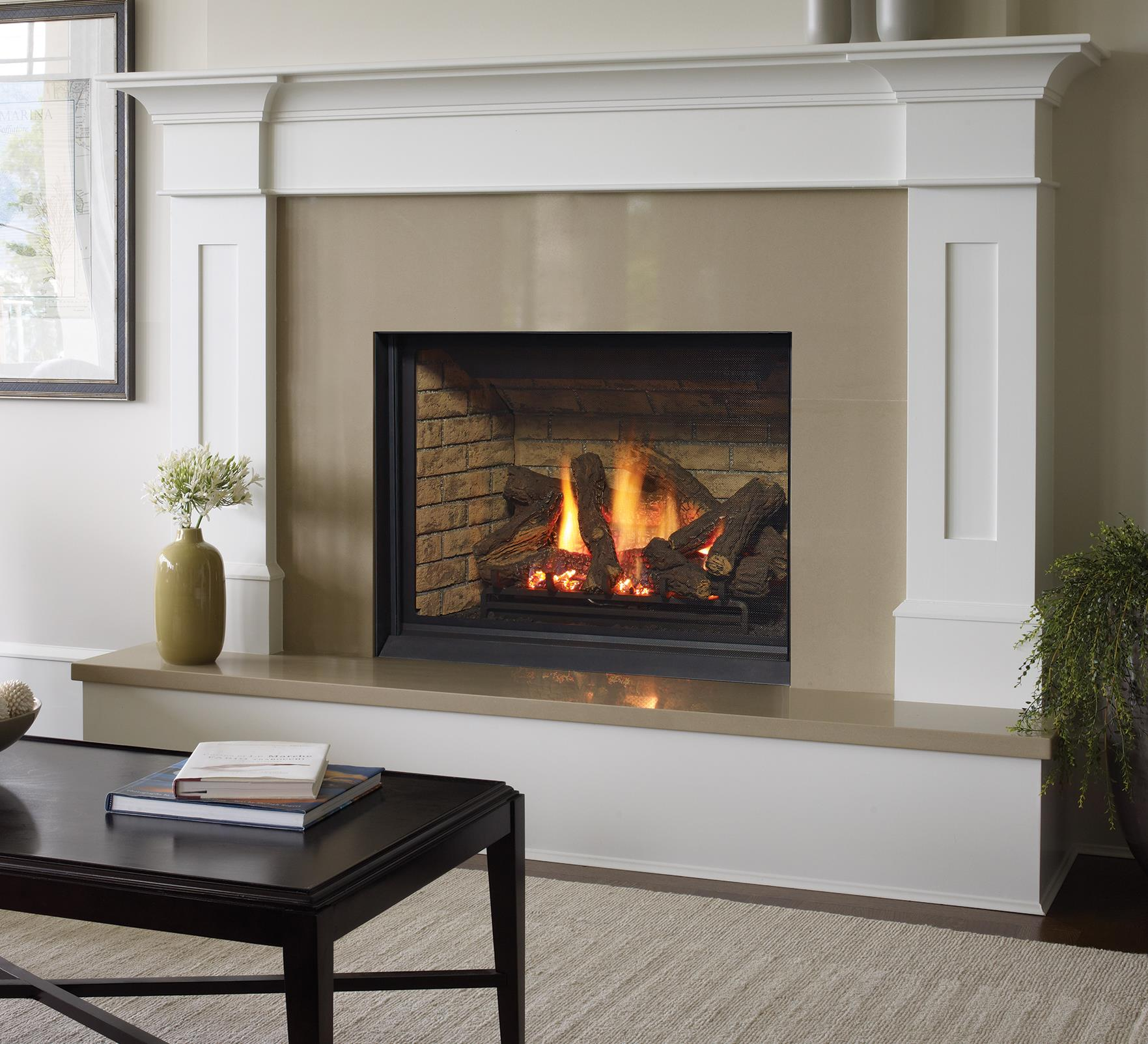 Gas Fireplaces Bellavista B36xtce Kastle Fireplace