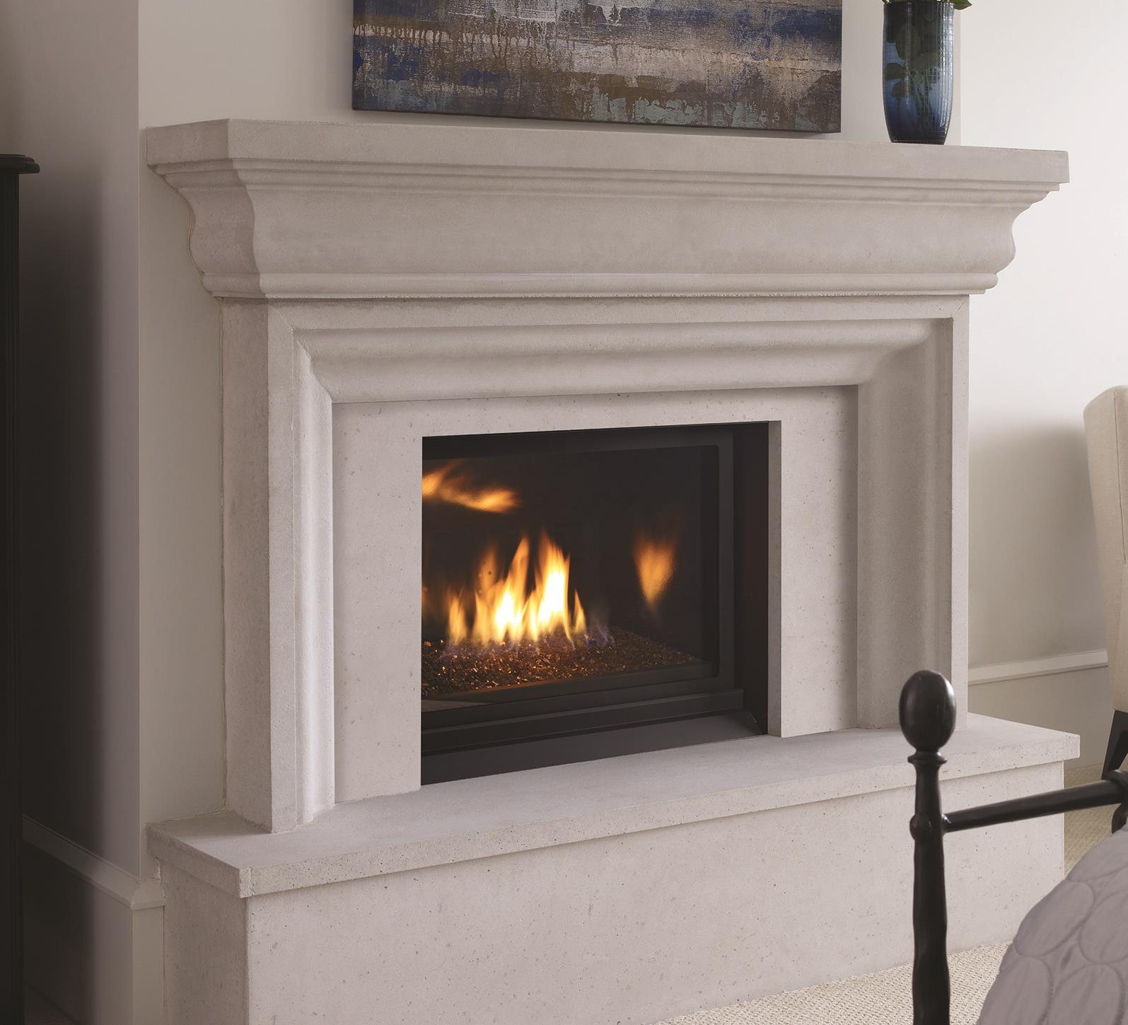 Gas Fireplaces Horizon HZ33CE Kastle Fireplace