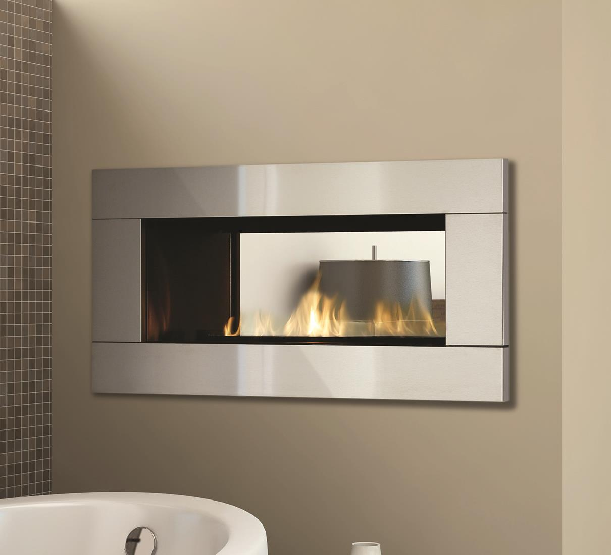 solas wall fireplace linear inch the in element gas deep only