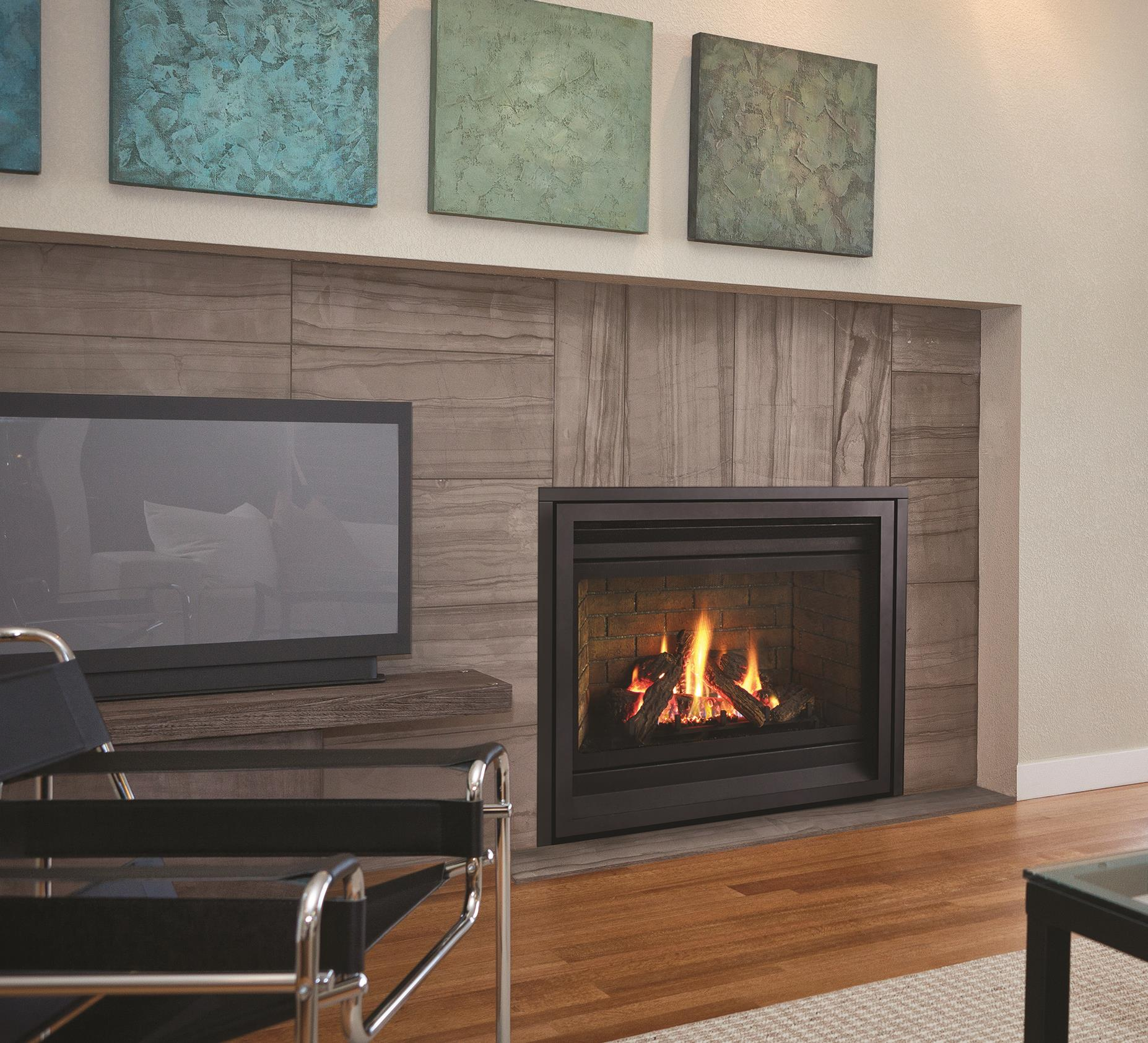 Gas Fireplaces Panorama P36d Kastle Fireplace