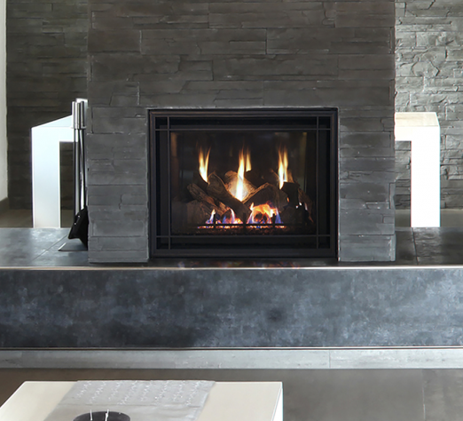 Gas Fireplaces Viewpoint Vp 36t Kastle Fireplace