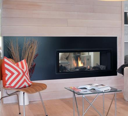 Super Gas Fireplaces L1 Linear Series 2 Sided Kastle Fireplace Beutiful Home Inspiration Truamahrainfo