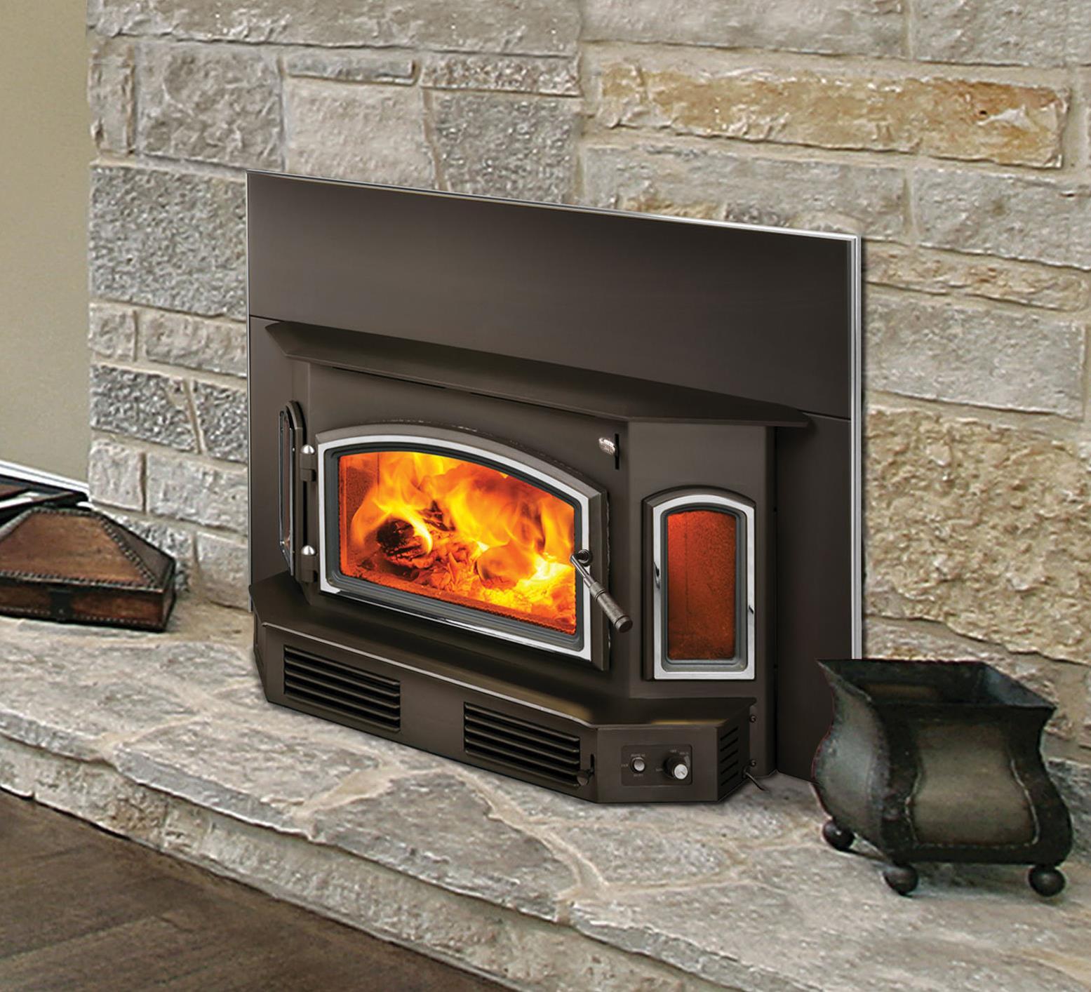 Wood Inserts 5100i Kastle Fireplace