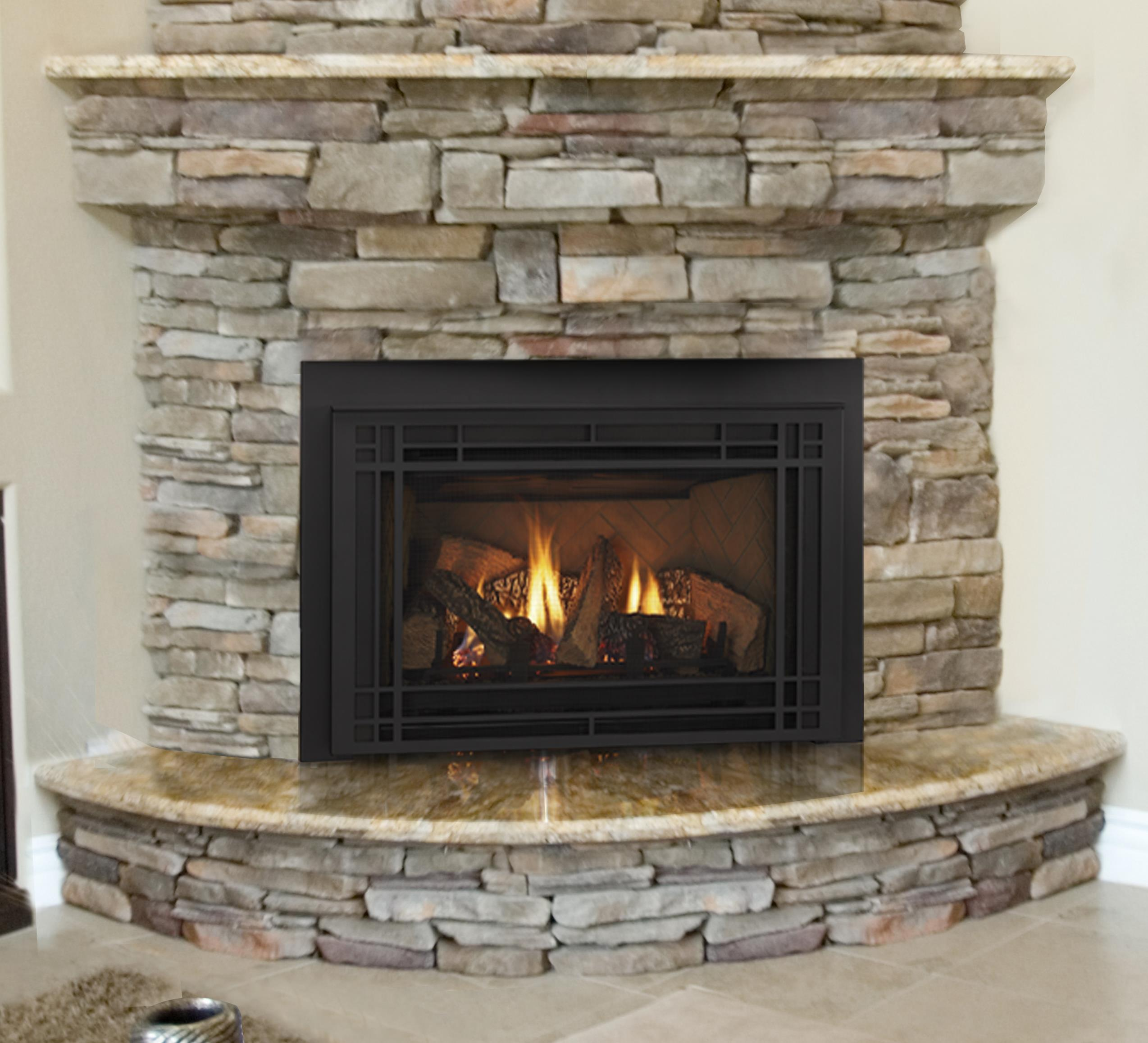Gas Inserts Qfi35 Kastle Fireplace