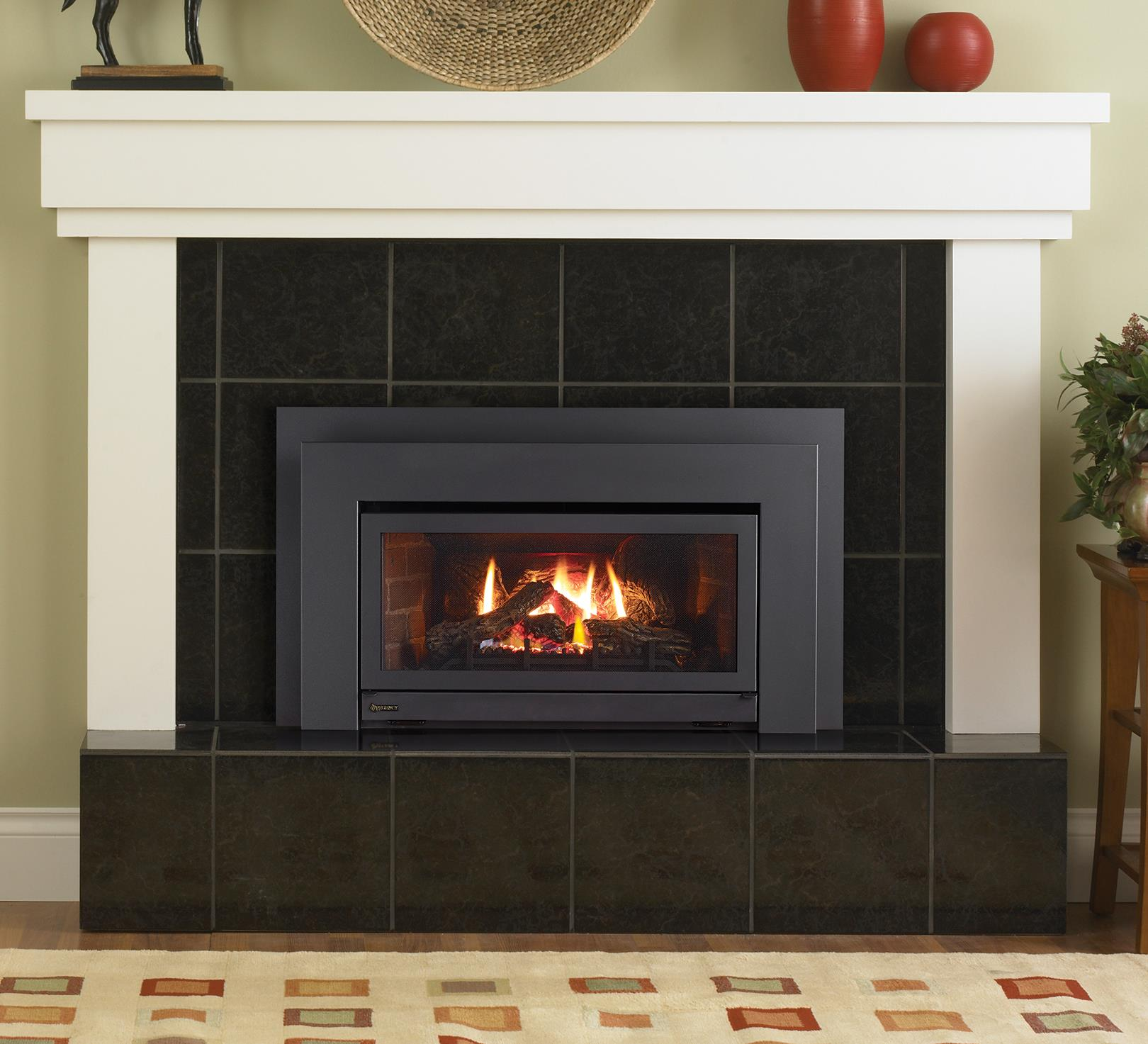 Gas Inserts Energy E21 Kastle Fireplace