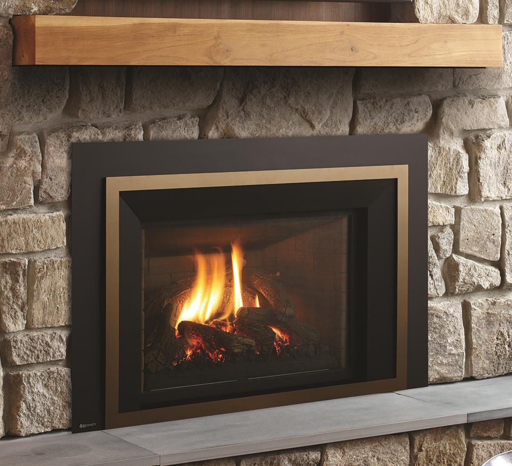 Gas Inserts Liberty Lri6e Kastle Fireplace