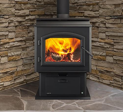 Wood Stoves Adventure Ii Kastle Fireplace