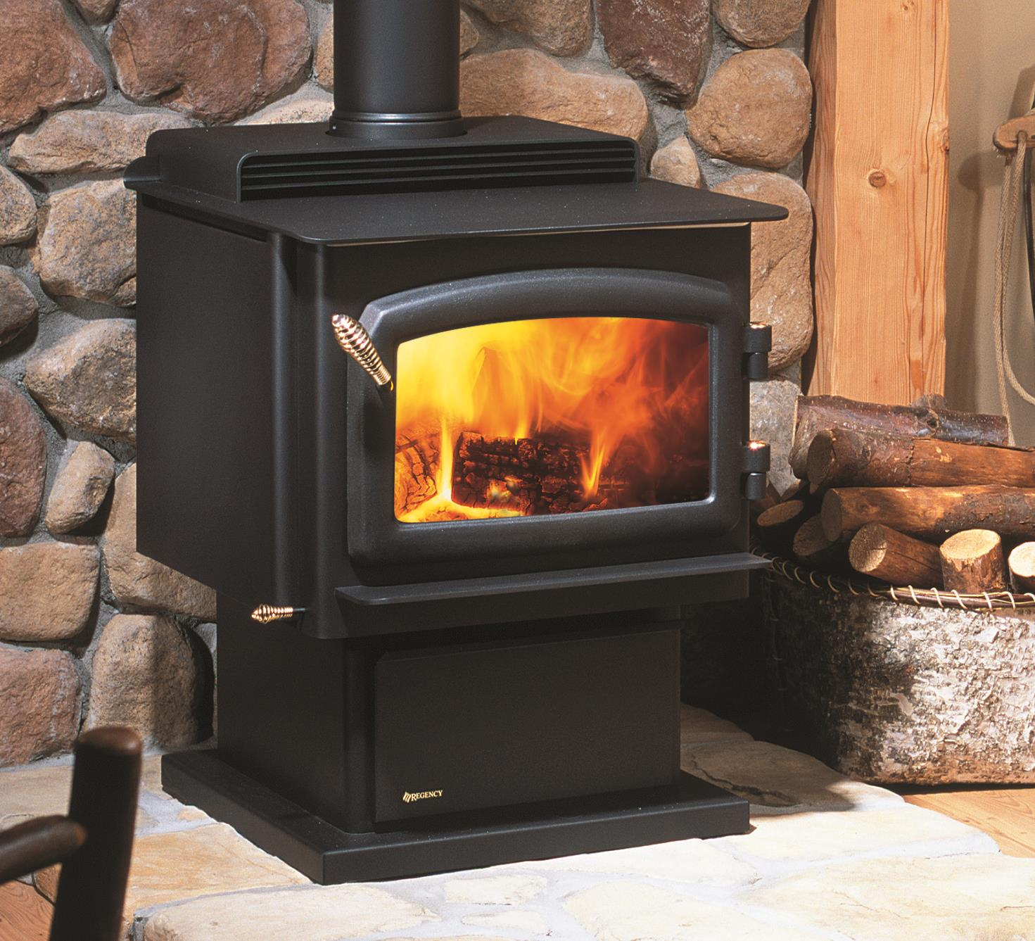 Wood Stoves Classic F2400 Kastle Fireplace
