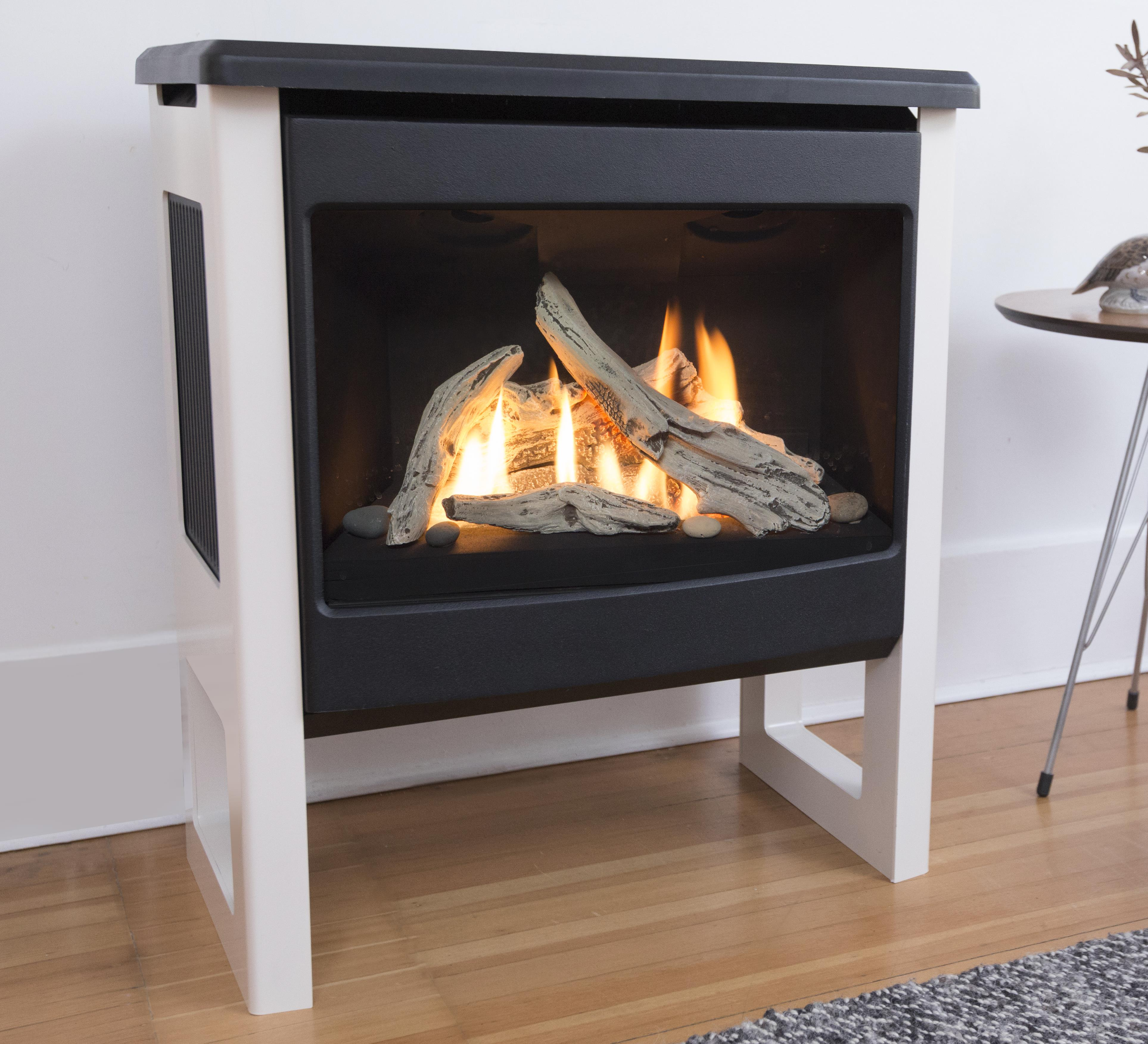 Gas Stoves Madrona Contemporary Kastle Fireplace