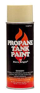 Propane Tank Paint