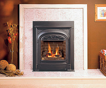 Gas Fireplaces President Zero Clearance Kastle Fireplace