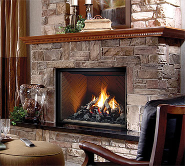Kastle Fireplace Gas Fireplaces Solace