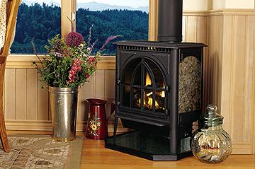 Kastle Fireplace Gas Stoves Vintage