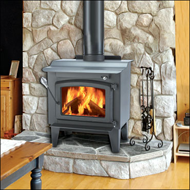 Keeping a wood stove going all night (wood burning stoves