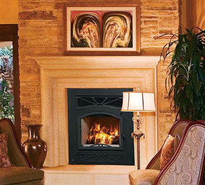 Wood Fireplaces Villa Vista Kastle Fireplace