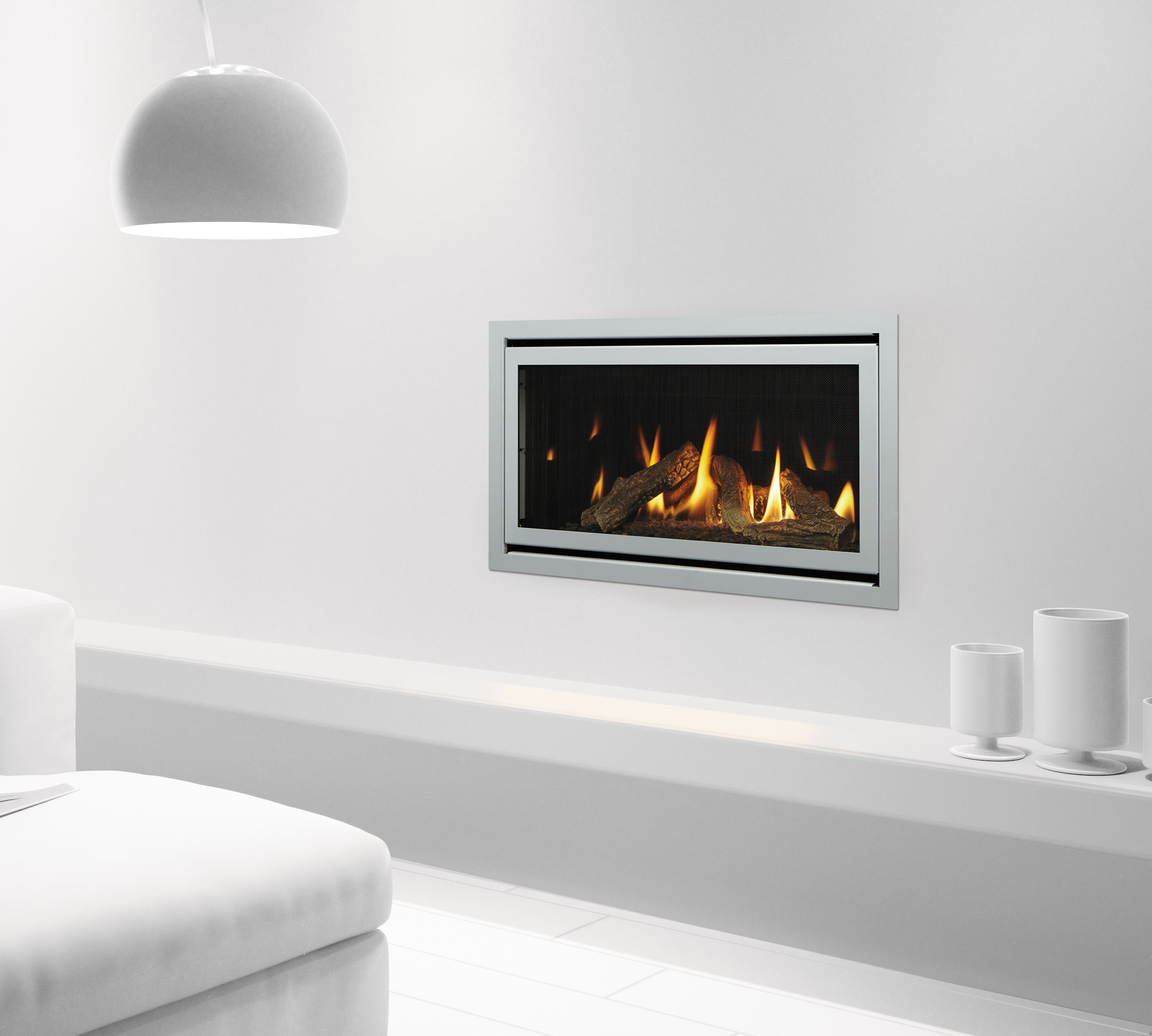 Gas Fireplaces Cosmo 32 Kastle Fireplace
