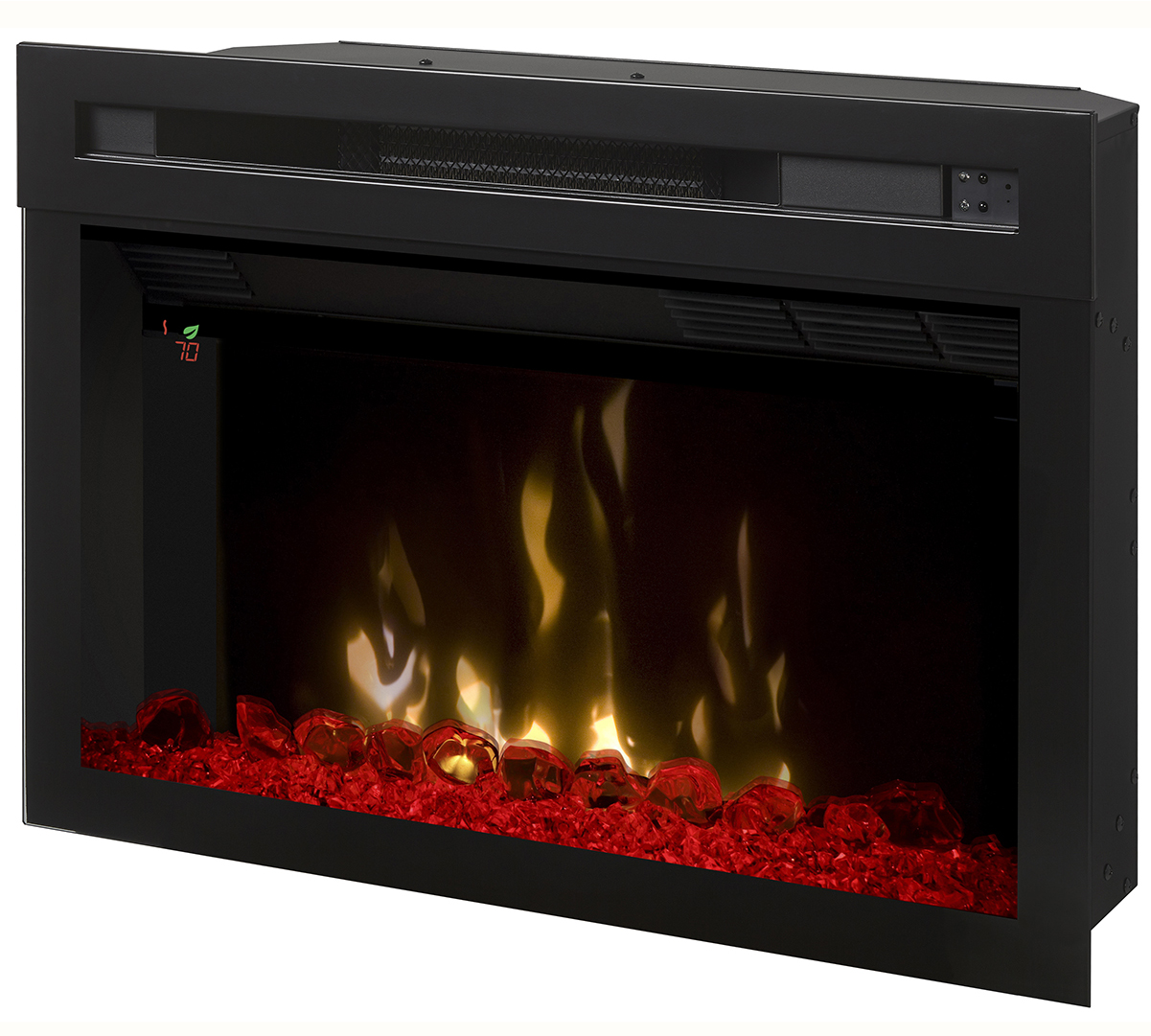 Electric Fireplaces 25 Quot Multi Fire Xd Kastle Fireplace