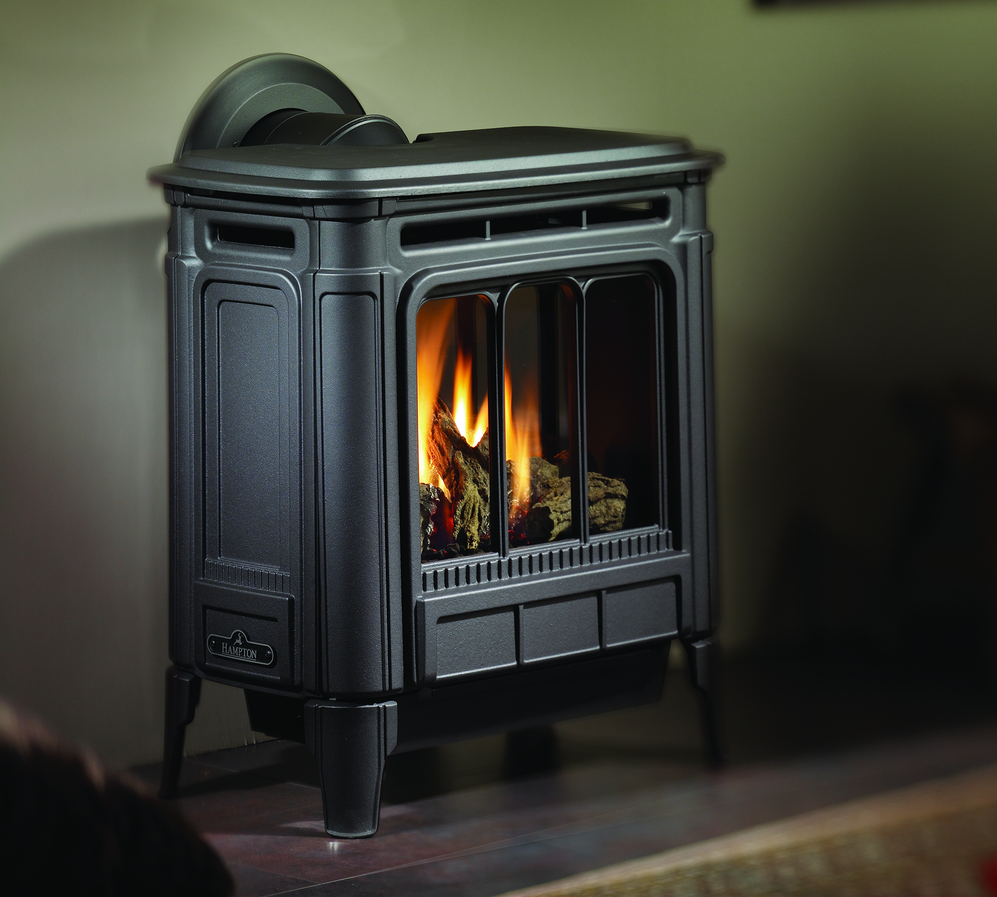 Gas Stoves H27 Kastle Fireplace