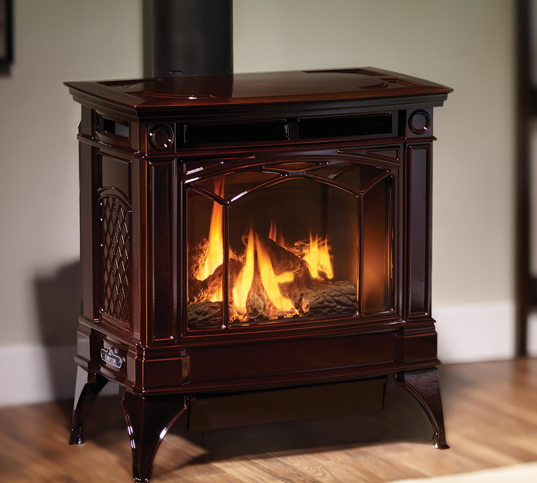 gas stoves h35 large hampton kastle fireplace