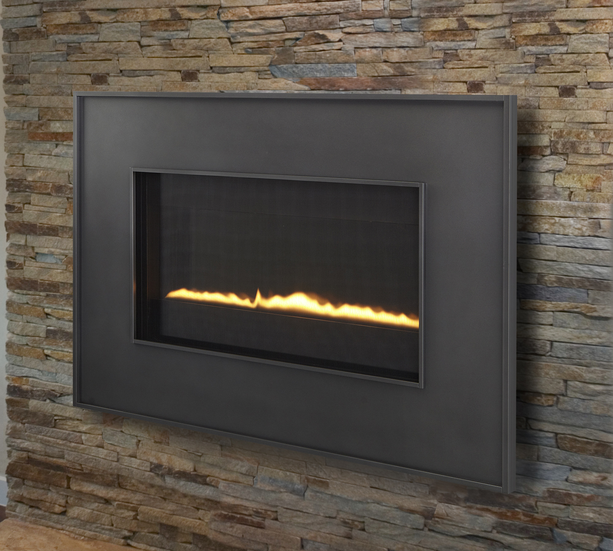 gas fireplaces revo kastle fireplace