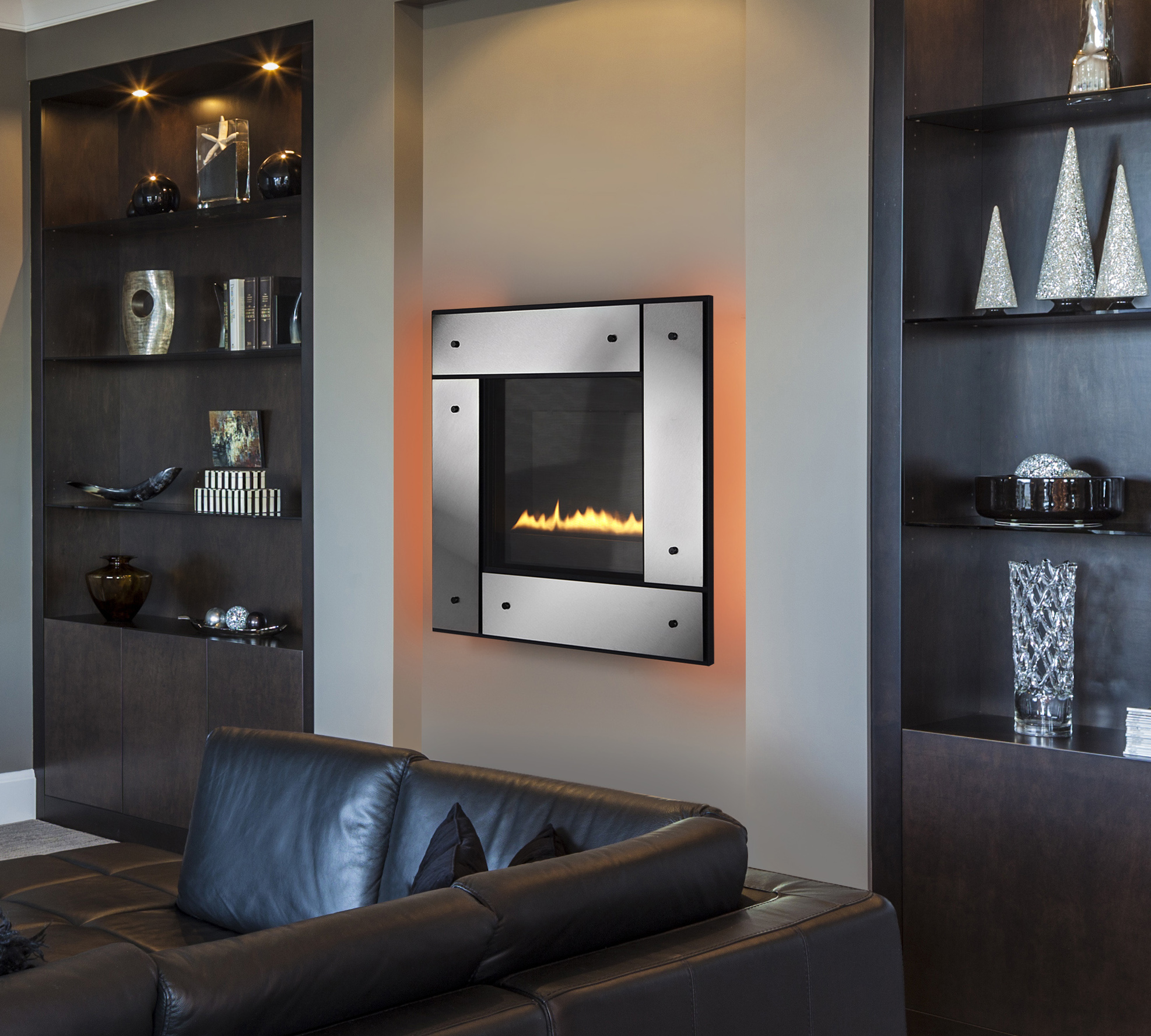 gas fireplaces revo kastle fireplace