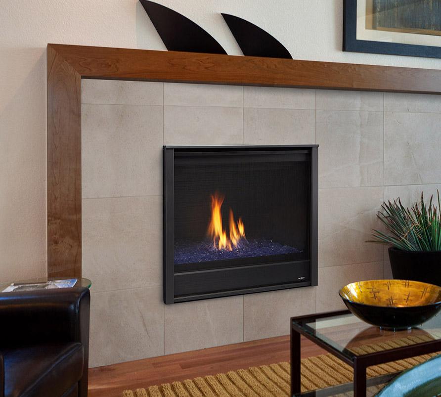 Gas Fireplaces Caliber Modern Kastle Fireplace