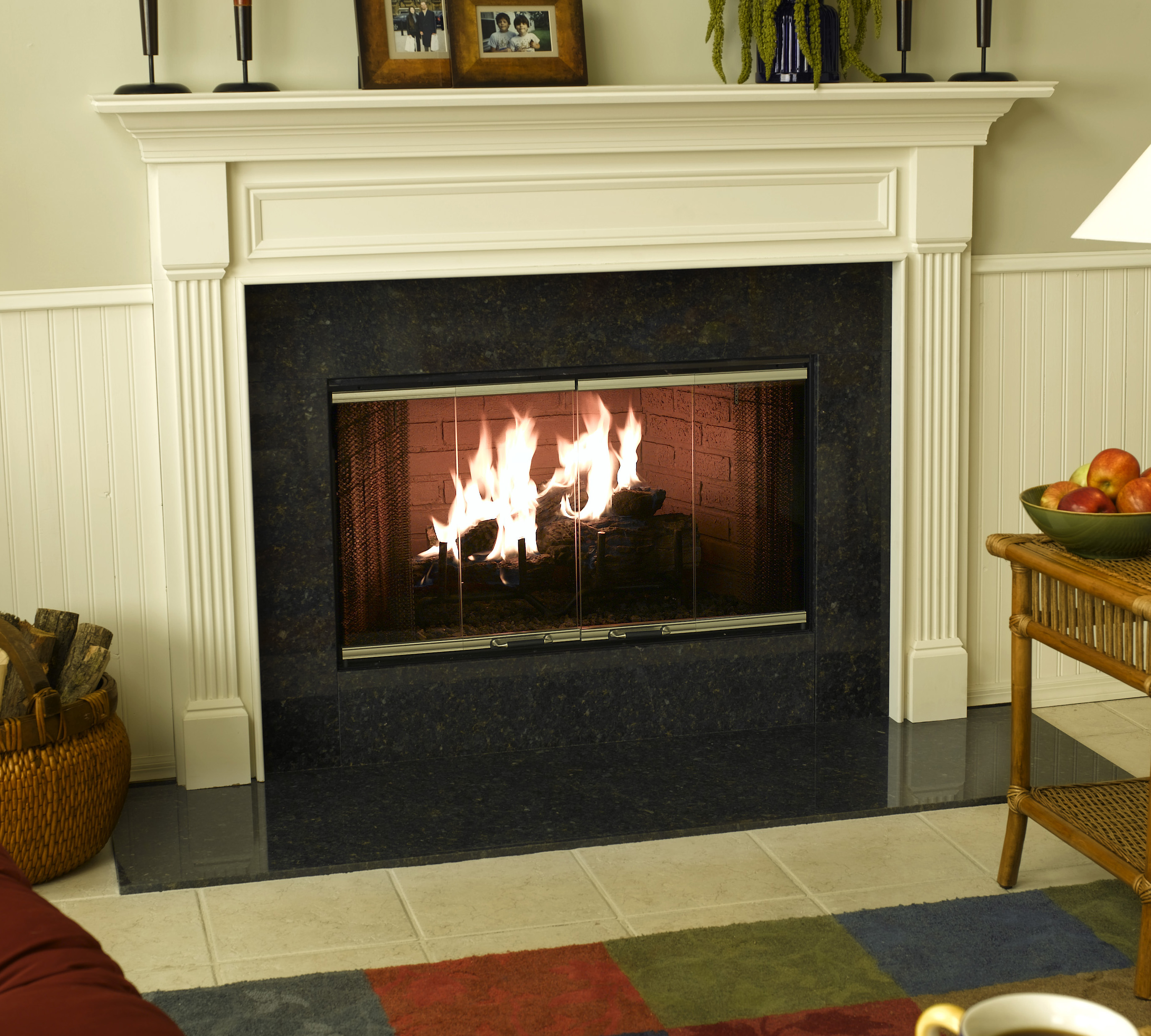 Wood Fireplaces Element Kastle Fireplace