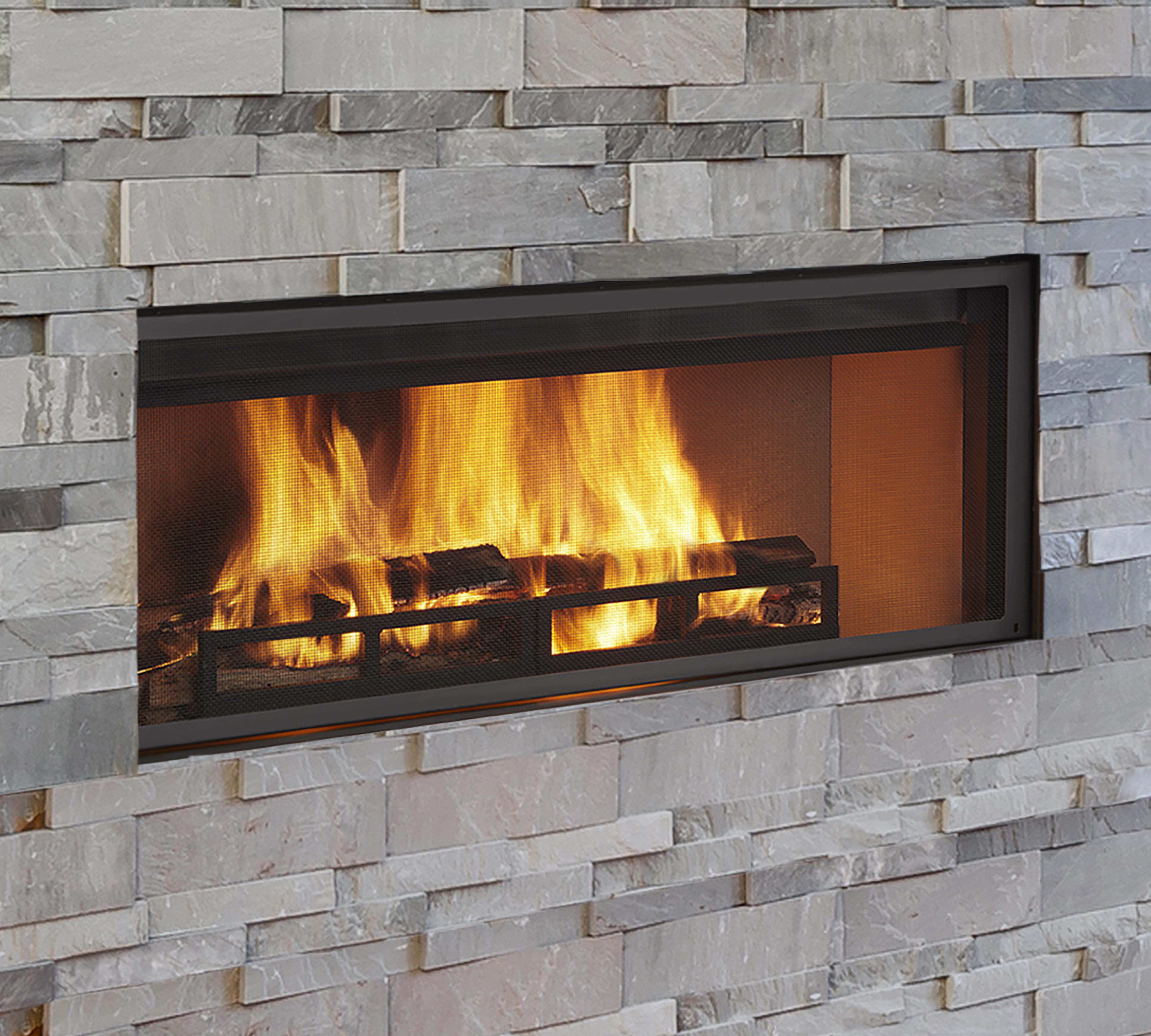 Wood Fireplaces Longmire Kastle Fireplace