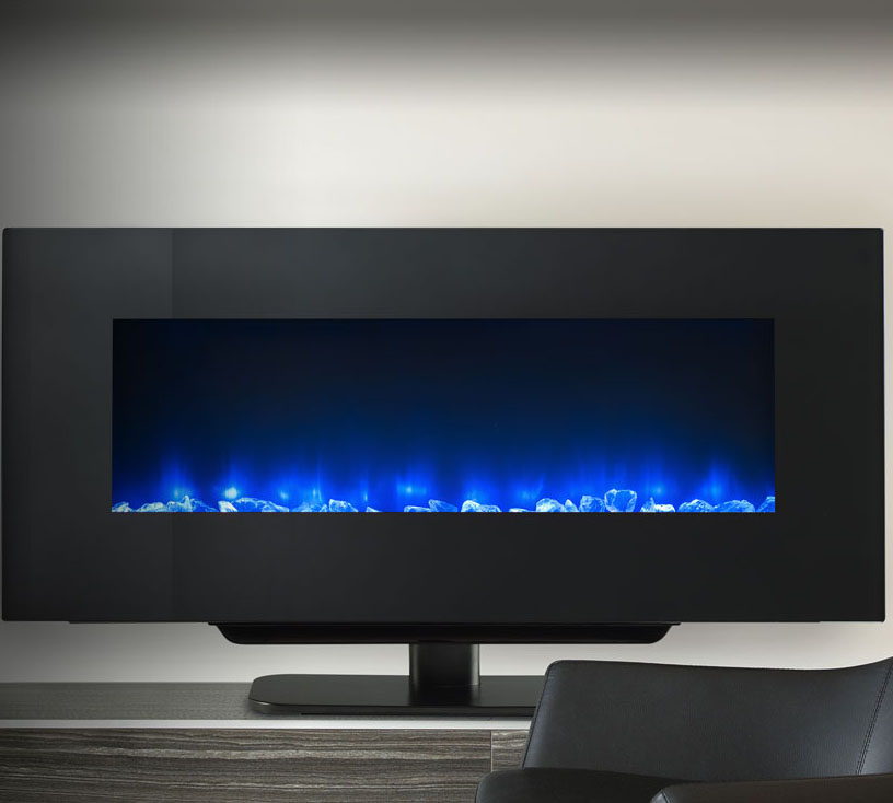 Electric Fireplaces Simplifire Wall Mount Kastle Fireplace