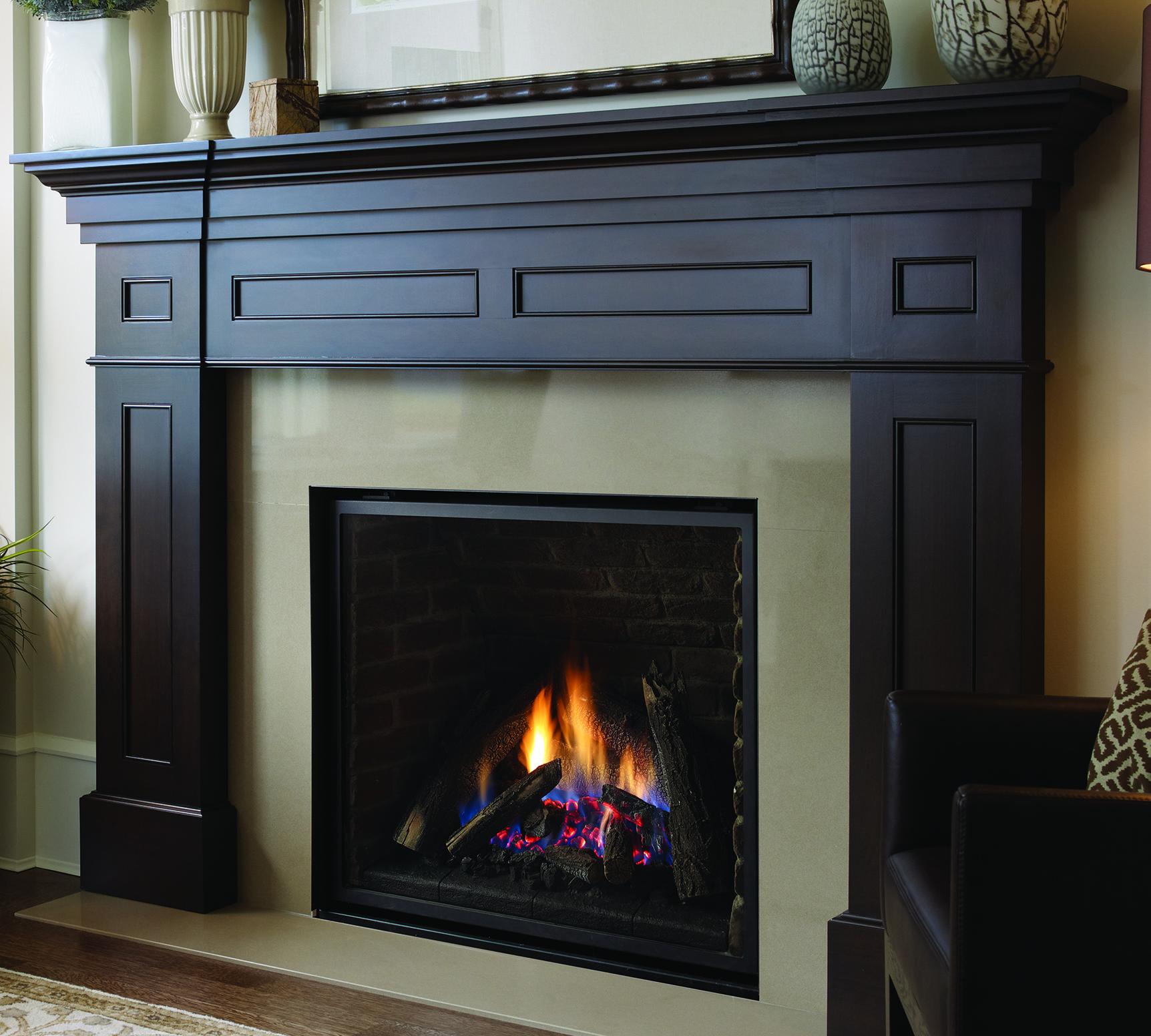 Gas Fireplaces Liberty L965e Kastle Fireplace