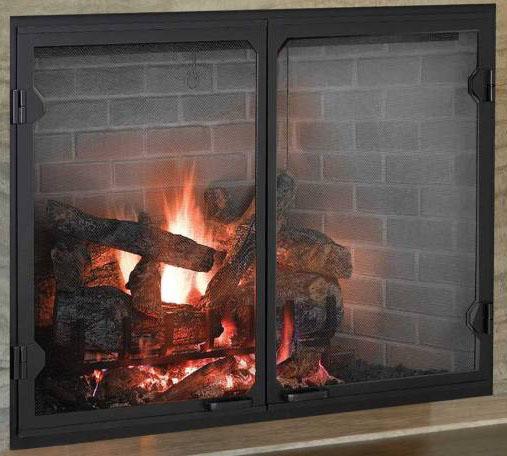 Wood Fireplaces Biltmore Kastle Fireplace