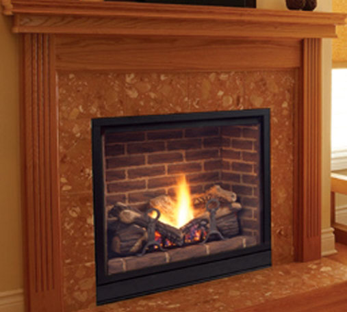 Gas Fireplaces Solitaire Kastle Fireplace