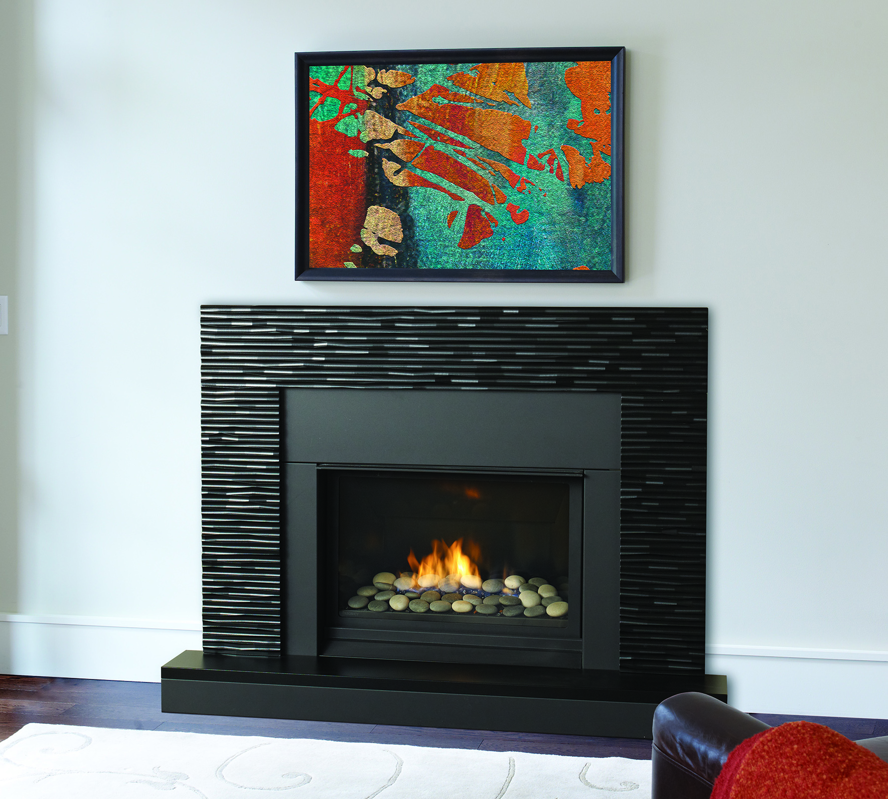 Gas fireplaces horizon hz33ce kastle fireplace for Fireplace options