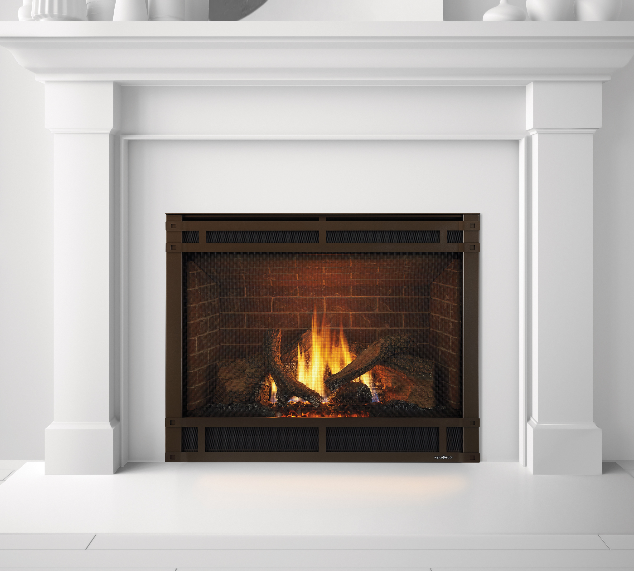 Gas Fireplaces - SlimLine - Kastle Fireplace