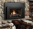 Direct vent gas fireplace insert.  Available in 33-inch and 36-inch sizes.