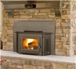 Medium wood burning insert to heat up to 2,000 sq. ft.